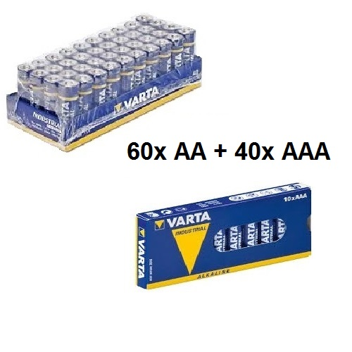 varta industrial batterien aa aaa mignon micro alkaline 4006 4003 lr6 lr3 ebay. Black Bedroom Furniture Sets. Home Design Ideas
